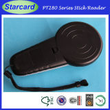 Etiqueta de oído animal del Lf RFID y programa de lectura Handheld del microchip