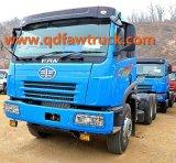 Caminhão resistente do trator do caminhão 380HP da cabeça do trator de FAW