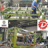 La BV réussissent le contre-plaqué de travail du bois de machine de compositeur de placage de faisceau de panneau de peuplier faisant des machines