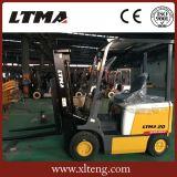 Forklift do preço do competidor de Ltma Forklift elétrico de 1 - 6 toneladas