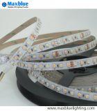 Doppelter flexibler LED Streifen des CCT-Doppelweiß-DC12V 3528SMD