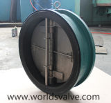 Резиновый Coated тип задерживающий клапан вафли