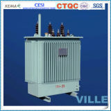 transformateur d'alimentation de la série 6kv/10kv Petrochemail de 400kVA S10-Ms