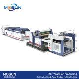 Machine de vernissage de papier de l'endroit Sgzj-1200 UV complètement automatique