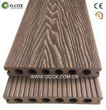 2017 Anti-Slip Composite Floor Co-Extrusion Outdoor WPC Decking