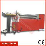 Máquina de rolamento de 3 rolos, máquina de dobra mecânica do rolo do metal de folha