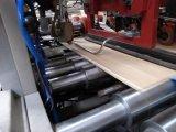 A alimentação da folha carreg o saco que faz a máquina sem punho Zb1200c-430