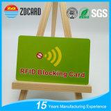 자석 줄무늬를 가진 중국 공급자 열 인쇄할 수 있는 RFID 카드