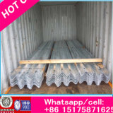 Rich Two Waveform Guardrail Plate Steel Highway Guardrail Guard Rail Plate Guardrail