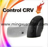 Contrôler les haut-parleurs stéréo fixés au mur d'alignement de Quatre-Haut-parleur de CRV