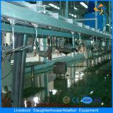 Ligne d'abattage de moutons pour l'abattoir de moutons