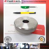 Parte di giro su ordinazione dell'acciaio inossidabile da CNC che lavora macinazione alla macchina di CNC