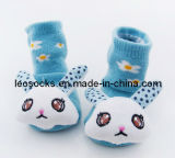 Носки хлопка 3D младенца (DL-BB-91)