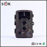 """12MP 1080P 2.4 """" LCDスクリーン赤外線IP57はハンチング監視カメラを防水する"""