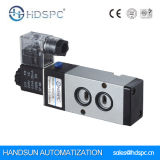 220V courant alternatif Aluminum Body 4V210-08 Air Solenoid Valves