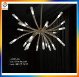 Канделябр просто конструкции самомоднейший, привесное освещение для дома