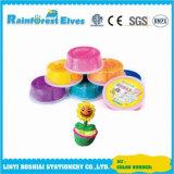 Argilla grassa Colourful della gomma piuma dalla fabbrica della Cina