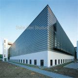 Multi-Überspannung Stahlkonstruktion-logistischer Lager-Rahmen