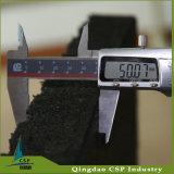 esteira de borracha Non-Toxic do assoalho da garagem de Sqaure Crossfit do enxerto de 500X500X10mm anti