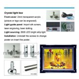 Indoor affichage publicitaire Box Crystal Light