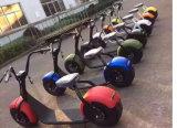 "O ""trotinette"" elétrico o mais novo de 2017 Harley, motocicleta elétrica, chinês barato Citycoco do preço"