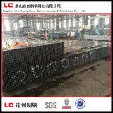 Tubo quadrato d'acciaio di Weled /Rectangular con l'alta qualità