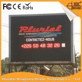 Placa de propaganda ao ar livre do diodo emissor de luz P16 do brilho elevado com bom preço