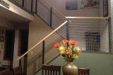 Foshan 공장 안전 옥외 난간 & 손잡이지주 층계 스테인리스 방책