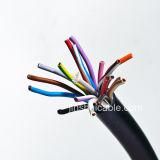 câble de commande isolé par PVC de cuivre du conducteur 450/750V