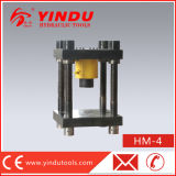 Máquina hidráulica de la prensa de la hoja de metal de la Cuatro-Columna (HM-4)