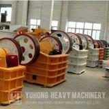 Yuhong ISO9001 & frantoio a mascella approvato del Ce con il grande rapporto di schiacciamento