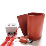 Resistência elétrica ao calefator da borracha de silicone da água do calor