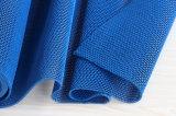 Esteras plásticas del corredor del rodillo del suelo del suelo de la puerta de la dimensión de una variable del acoplamiento Z S del vinilo del PVC