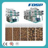 CE/ISO/SGS 증명서 물 새우 공급 펠릿 선반 플랜트