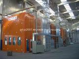 Cabina modificada para requisitos particulares venta caliente de la pintura del omnibus