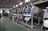 Einfacher Operations-Mehrplattenklärschlamm-entwässerndekantiergefäß-Zentrifuge