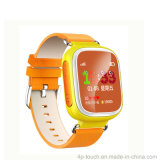 GPRS+GSM+Lbs+GPS를 가진 아이를 위한 고품질 GPS 지능적인 시계