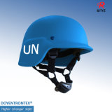 Estilo à prova de balas de Pasgt do capacete de Kevlar do PE (TYZ-ZK-234)