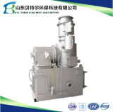 Manufatura compata de venda quente do incinerador da composição do lixo de China