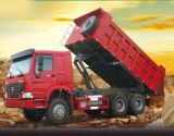 тележка сброса Dumper 6X4 Tipper 290HP 5.4m Sinotruk HOWO