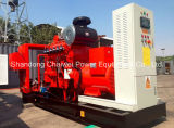 力エンジンの生物量の気化の電気ガスの発電機