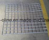 鋼鉄によって電流を通されるGabionの壁ボックス