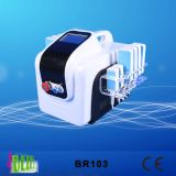 Beauté de laser des garnitures 100MW Lipo de la graisse 12 de Lipolaser de diodes amincissant la machine