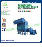 Collecteur de poussière autonettoyant industriel de cartouche filtrante de Ccaf