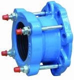Adaptateur universel de bride d'accouplement flexible de couplage démantelant le joint commun de Gibault pour les pipes malléables de fer de PVC