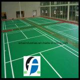 La riga PVC delle corti di Drawed mette in mostra il pavimento