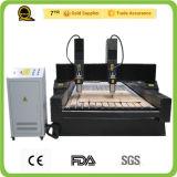 Haute précision opérationnelle travail CNC Pierre Router machine