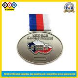 Medaglia in lega di zinco di sport di alta qualità del rifornimento (XYH-MM034)