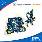 scheda di plastica di puzzle di 3D pp per il gioco dei capretti