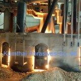 Alto abrasivos del óxido de aluminio de Effcient Brown